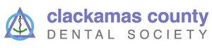 Clackamas County Dental Society logo